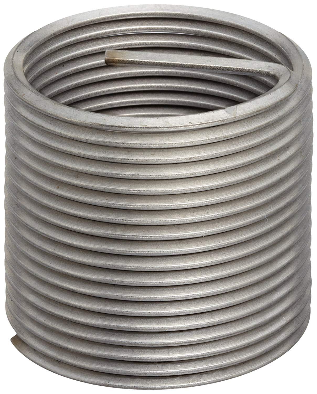 E-Z Lok EK31415 Helical Threaded Insert Kit 5//8-18 Thread Size 304 Stainless Steel Pack of 5 0.938 Installed Length