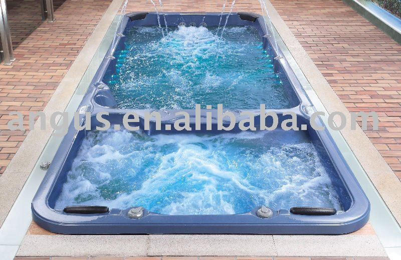 MEXDA 2016 NEW design 6meter long Swimming pool,USA acrylic swim pool YH-S06(CE,SAA,ETL,TUV,SUV,ISO)