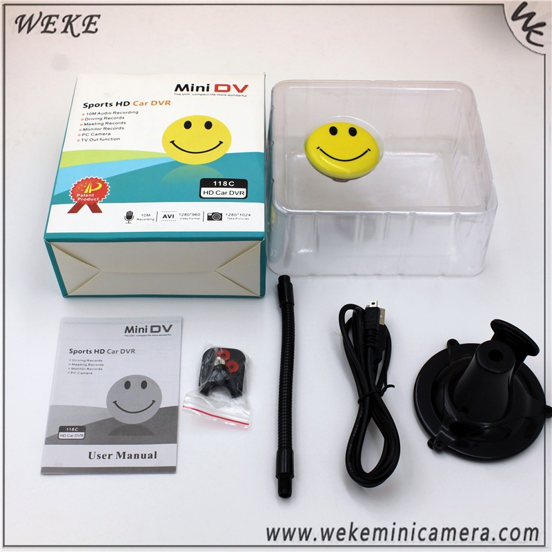 Spy Camera Hidden In Bedroom Wireless Hidden Camera Smile Face ...