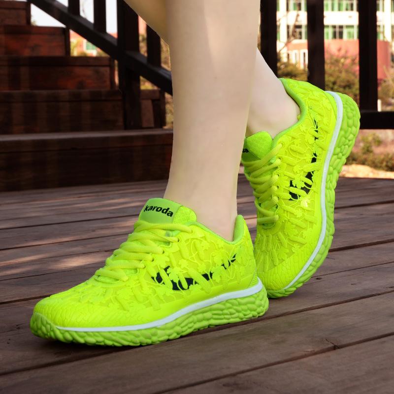 609471519e zapatillas fluorescentes mujer