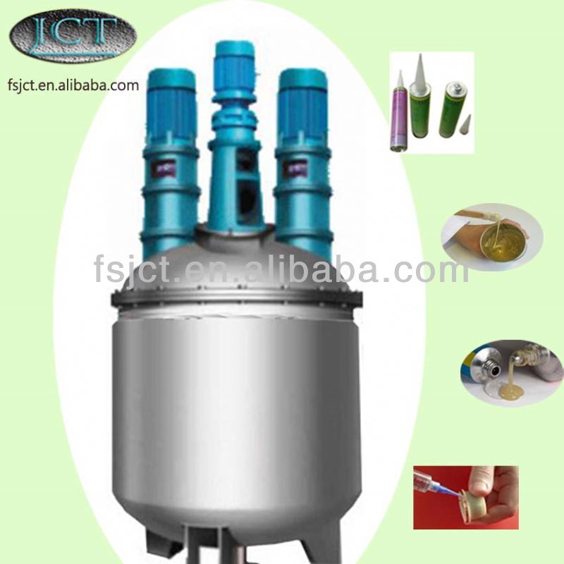 professional general purpose silicone sealant machine/reactor
