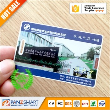 Factory Ic Chip Smart Abs Index Card With Serials Number Micro Print  Customized Designs - Buy Custom Print Index Cards,Factory Micro Sd  Card,Rfid