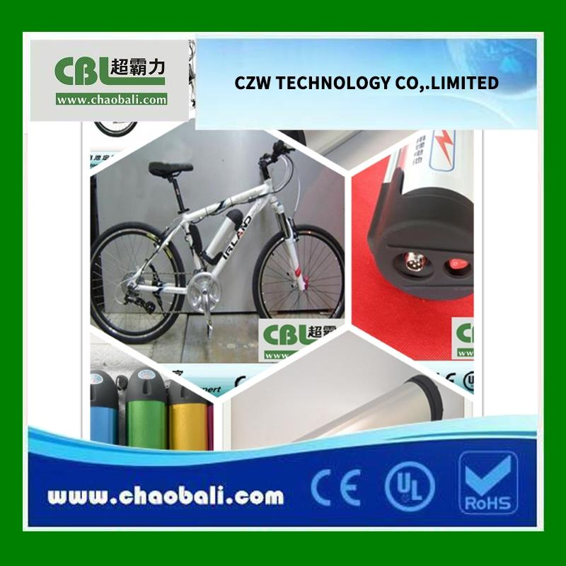 solar panel with integrated battery Dolphin 36V lithium e-bike battery pack with USB