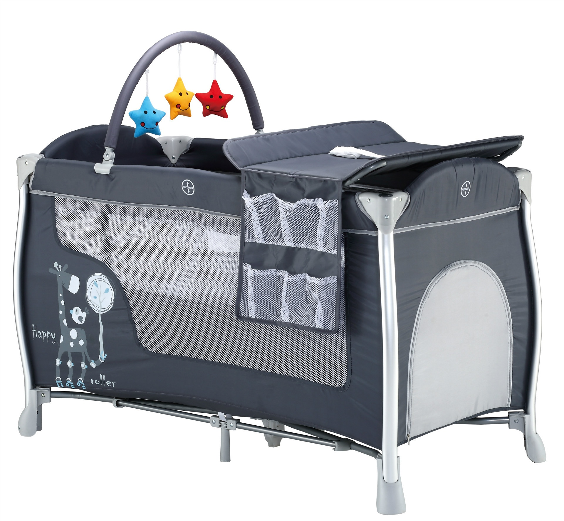 - New Travel Playpen Baby Bed / Baby Folding Playpen / Baby Cot
