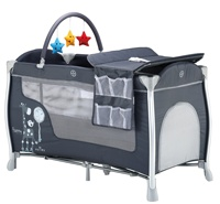 New travel playpen baby bed / baby folding playpen / baby cot