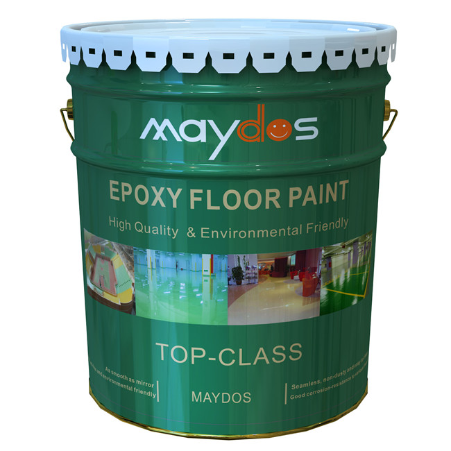 Maydos Polyurethane Scratch Resistant Outdoor Floor Paint
