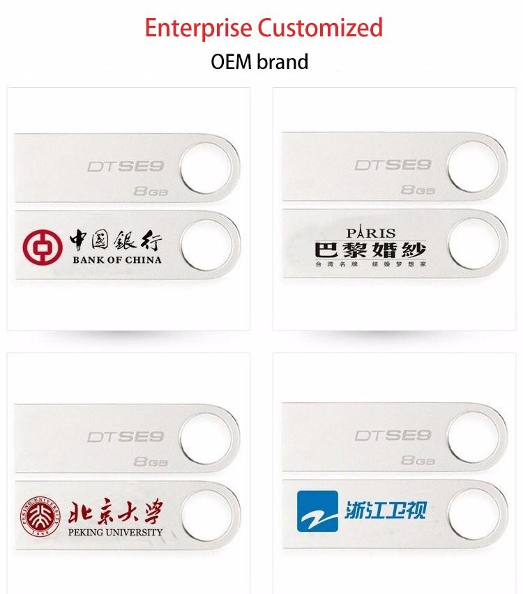 2017 गर्म बेच मुफ्त लोगो चाबी का गुच्छा यूएसबी 2.0 से 3.0 128 MB 512 MB यूएसबी पेन ड्राइव प्रत्यक्ष चीन