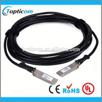 10G SFP+ cable AOC Active Optical Cables with Compatible solutions HP Cisco