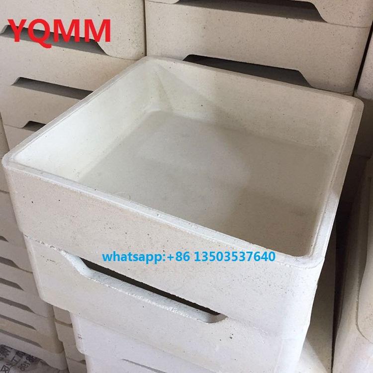ceramic sagger for lithium battery ternary materials saggar