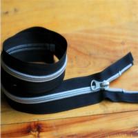 OEM factory long chain heavy duty nylon zipper