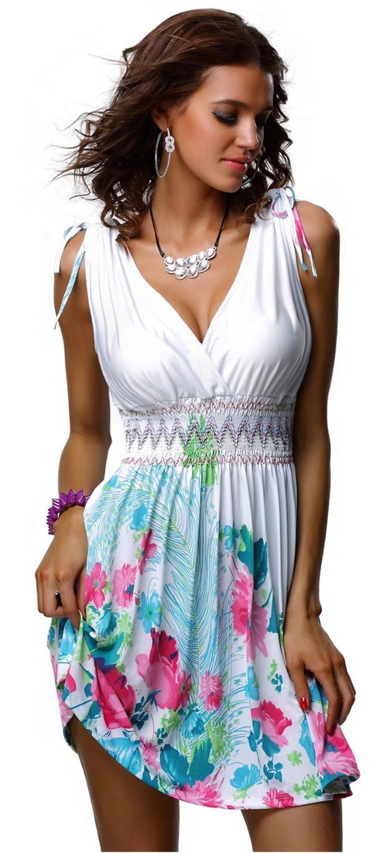 Fashion Dresses Accessories: Summer New Arrive Fashion Beach Dress For The Women High