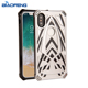 alibaba express corner protector hard pc soft tpu silicon waterproof phone case cover for apple for iphone X