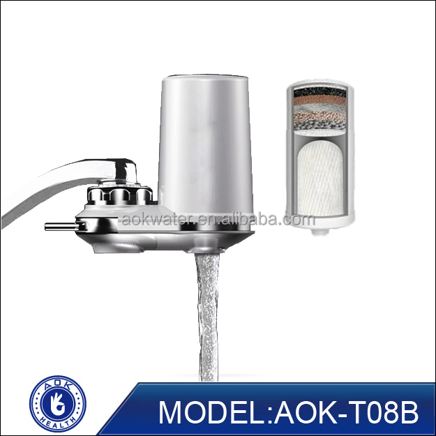 Ultra Filtration On Tap Faucet Mount Drinking Water Filter