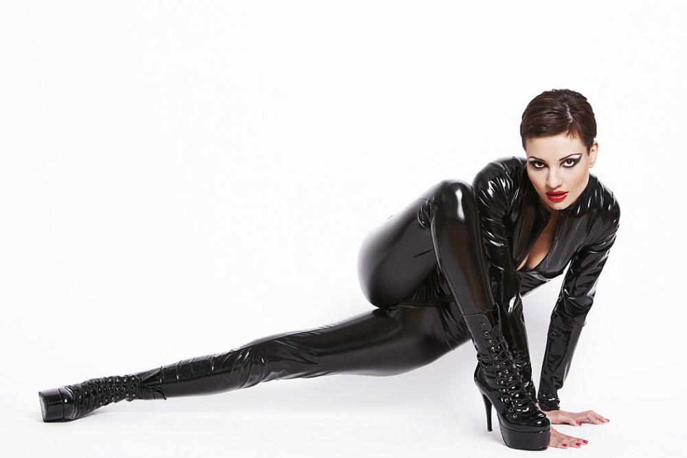 Catsuit sexy women apologise