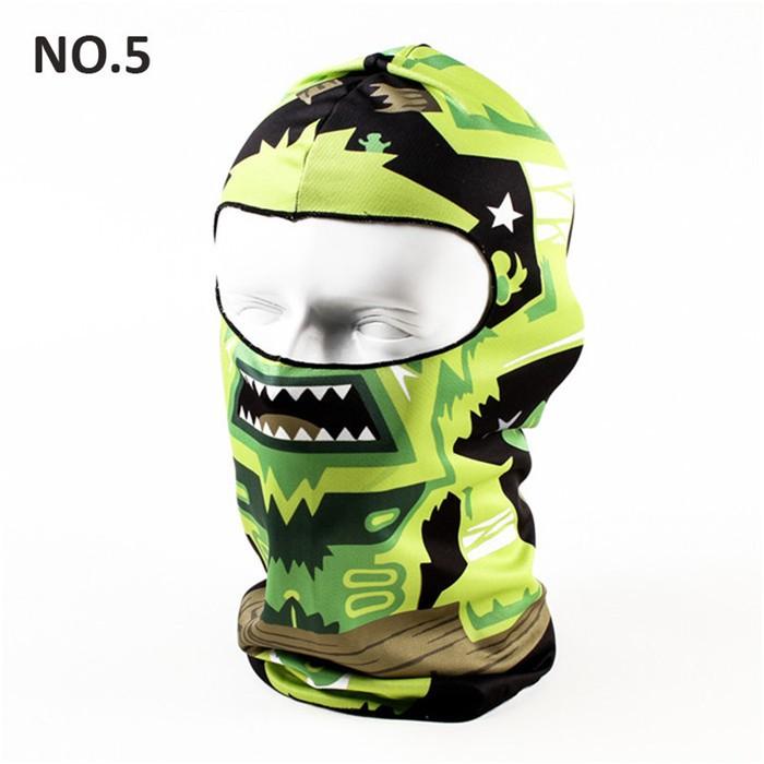 207afd5cfdf 2015 New 3D Animal Active Outdoor Sports Bicycle Cycling Motorcycle Masks  Ski Hood Hat Veil Balaclava