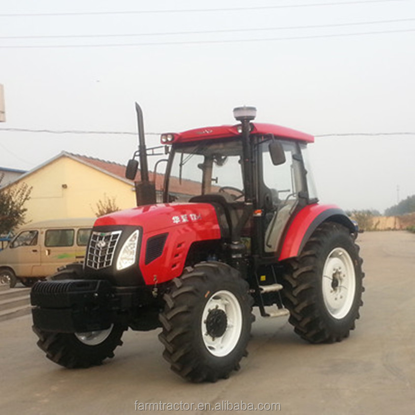 the price of high quality and low price four wheel husqvarna tractor