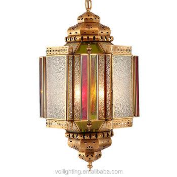 Bon Marché Lampes En Cuivre,Cuivre Pendentif En Laiton Marocain Lampe Buy Lampe En Laiton Moderne,Applique En Laiton,Lumières En Verre De Cuivre