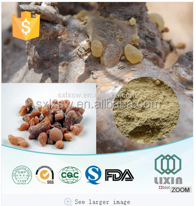GMP Certified Manufacturer Supply High Quality Frankincense