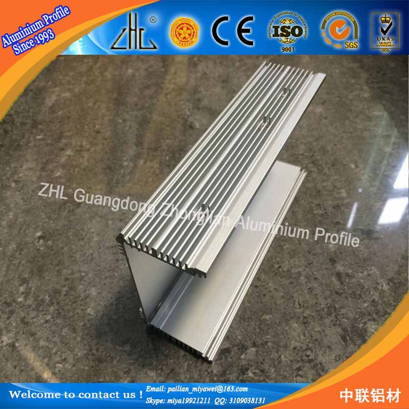 China Supplier Aluminum Extrusion Profiles Aluminum Circular ...