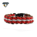 7 Inner Strands 550 Paracord Survival Bracelet For Camping and Hiking Survival