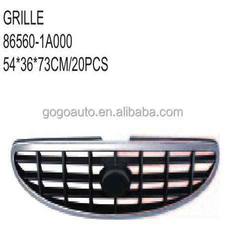 GRILLE for HYUNDAI ACCENT '00-'02 OEM 86560-1A000