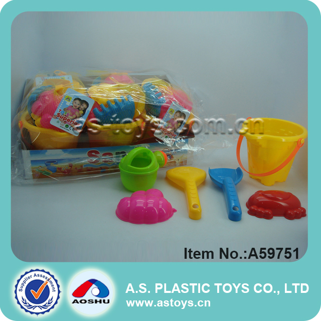 children kids toys environment bright colorful beach toys set