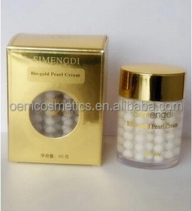 Private Skin Care OEM/ODM Hyaluronic Acid golden pearl beauty cream for whitening