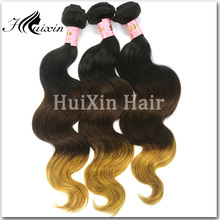 Top quality body wave wholesale 100% brazilian virgin hair number 2 hair color weave