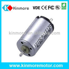 2.4V DC Micro Motor With Dual Shaft Pager motor