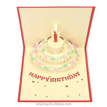 Happy birthday 3d greeting cards laser cut invitation gift cards pop happy birthday 3d greeting cards laser cut invitation gift cards pop up m4hsunfo