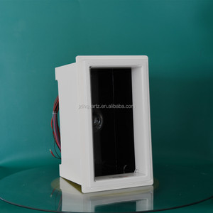 New design electric quartz heater for cleaning semiconductor materials