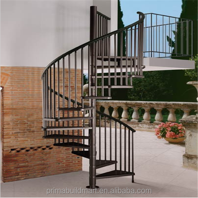 Metal Spiral Staircase Kit, Metal Spiral Staircase Kit Suppliers and ...