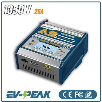 Ev-peak Model Number A9 Pb Battery 2-24v Portable Usb Charger ...