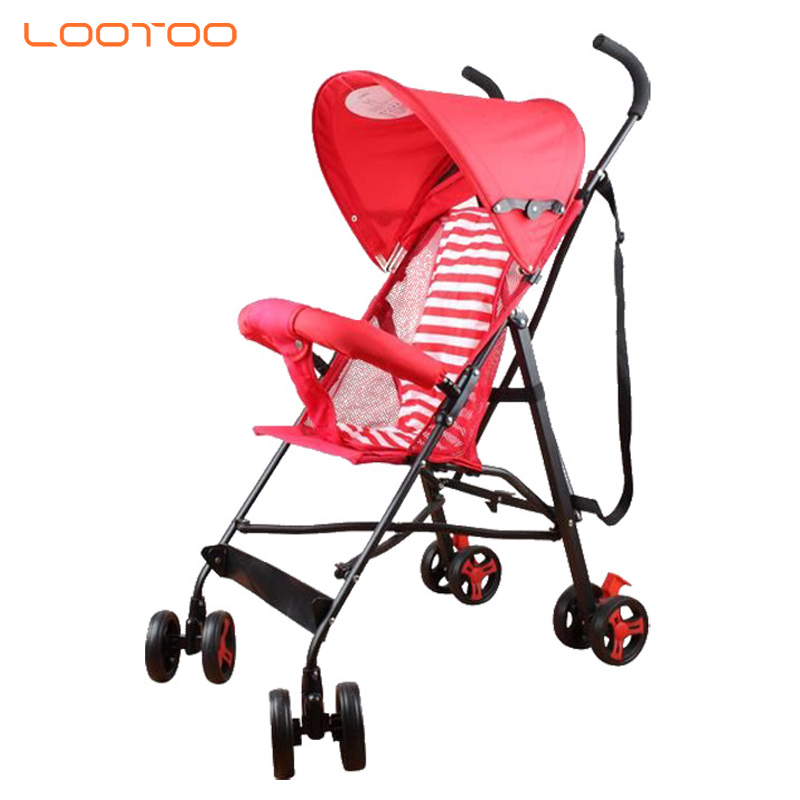 trade assurance chinese factory can sit and lie baby doll stroller