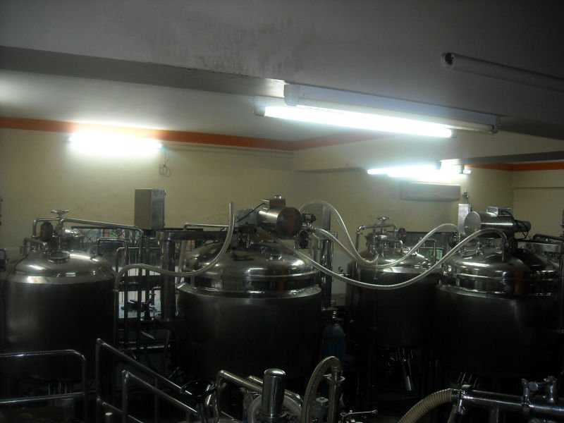 OINTMENT / CREAM / LOTION / SHAMPOO MANUFACTURING PLANT