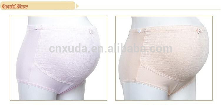 5fd74f5bfffa4 Seamless pregnant belly panties Maternity Underwear Panties Cotton High  Waist Pregnancy Briefs Pregnancy Underwear Underpants
