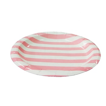 23cm Paper Plate for Party Disposable Paper Plate