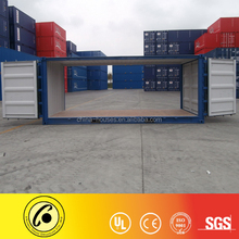 curtain side container, double side opening door container