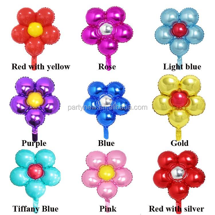 Venta al por mayor 18 pulgadas 5 HOJA redonda en forma de flor de ...