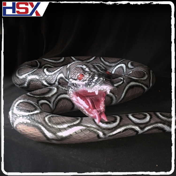 Wholesale Actual-size Snake Halloween Party Decoration