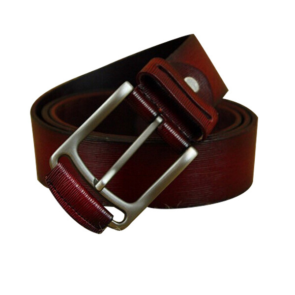 Belt Leather Men Design Brand Male Strap Casual Fashion  2015 New Business Formal Buckle Summer Style cinturones hombre EHY545