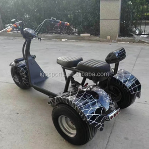 electric scooter offroad