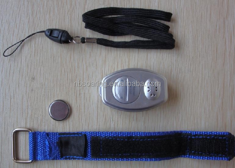 Portable Watch-Type Mosquito Repellent Bracelet