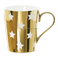 Hot sale cheap customised ceramic fondue mug for promotions