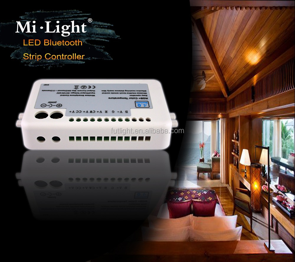 Supper Mini Led Control Box Multi Color Change & Dimming & Music ...