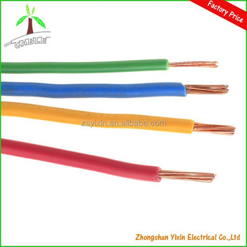 high quality pvc insulated coated electrical house wiring materials rh alibaba com Electrical Conduit home wiring materials list