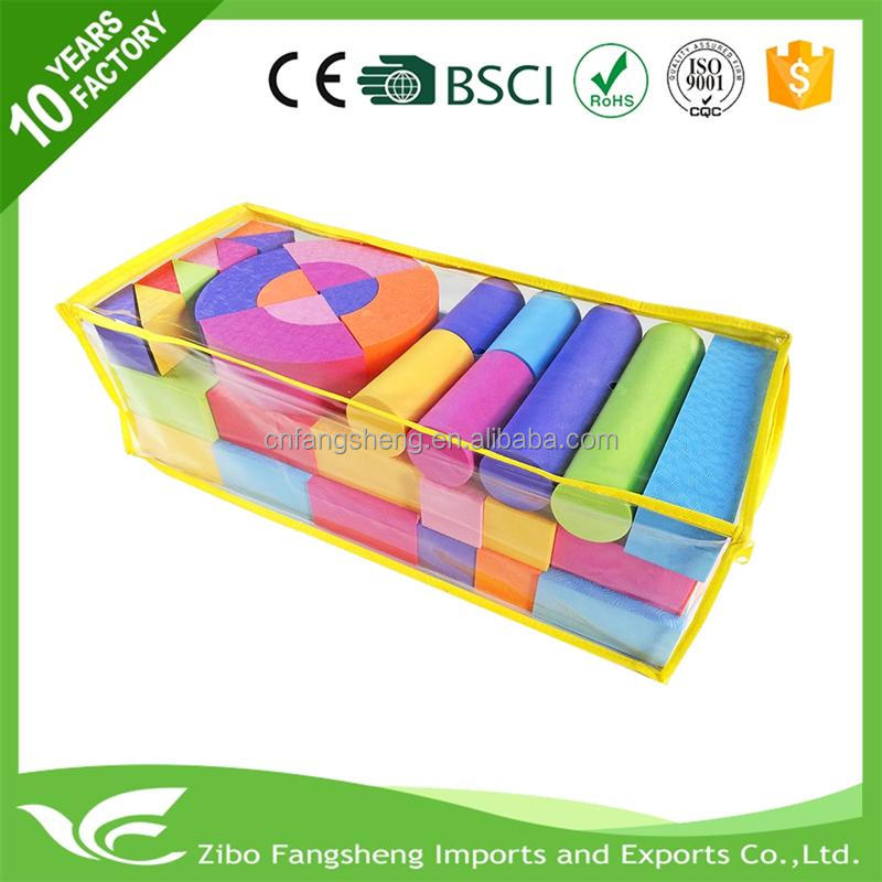 bodybuilding magnetic building blocks large toy plastic building blocks for kids