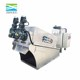 Stainless steel special sludge dewatering filter press machine for oil slurry