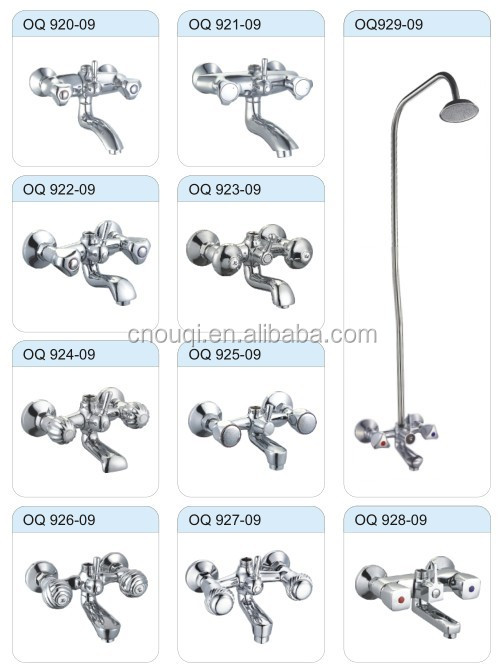 3 8 Quot Bath Amp Shower Faucets Faucet Type And Brass Chrome