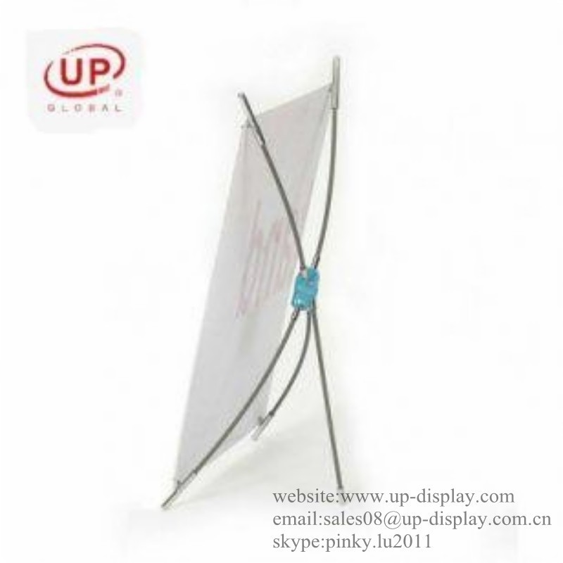 hot selling mimi table top x banner stand